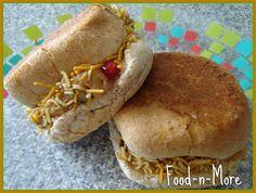Kutcchi Dhabeli...Indian burger that tastes absolutely yum!!!
