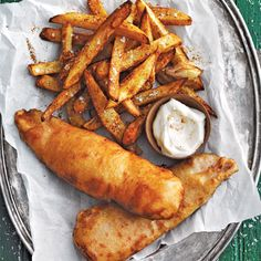 Sunny Anderson's Beer-Battered Tilapia - Celebrate Magazine