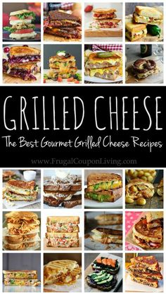 Grilled Cheese Recip