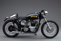 1966 Norton Atlas Cafe Racer