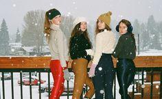 Winter Wear, American Apparel