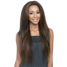 Bobbi Boss Human Hair Blend Lace Front Wig - MLF80 Mina