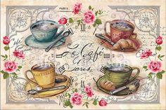 Cafe clok