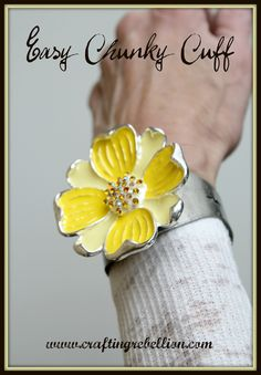 Crafting Rebellion: Search results for CHUNKY CUFF
