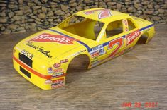 Buick Regal #7 Harry Gant French's NASCAR Model Kit BODY ONLY 1/24 1/25 #UnknownQsD Slot Car Racing, Race Cars, Buick Regal, Model Kits, Nascar, Ebay, Drag Race Cars, Rally Car