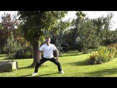8 kusů brokátu - čínské cvičení čchi kung (chi kung, qi gong) pro zdraví a psychickou stabilitu - YouTube
