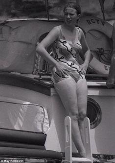 Costume drama: Princess Anne suns herself in Malta, 1969