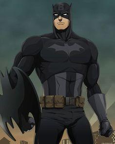 Amazing comic book hero mashups from DC and Marvel via @GeekTyrant News News (IMG: Batman America?)