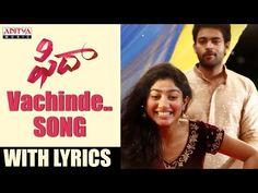 "'Fidaa'(2017) Full HD Video Songs Download Mp4,3Gp | Varun Tej   Watch/Download ""Fidaa"" Telugu Movie Video Songs |"