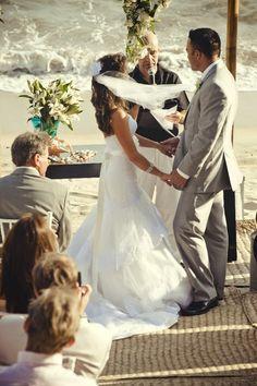 Ocean Front Wedding Gazebo #MEXPERT #Destinationwedding #Mexico #PuertoVallarta #OceanFront #PrivateVilla  www.myeventbyjenkasten.com