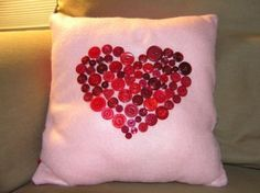 Frugal Home Décor Ideas for Valentine's Day