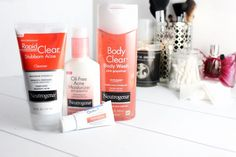 Stubborn acne? This post is chock full of tips + recommendations on how you can get your breakouts under control with drugstore products from @Neutrogena! #LetsSolveIt #ad