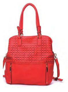 Urban Expressions Bags Coral Frida Handbags Vegan Leather