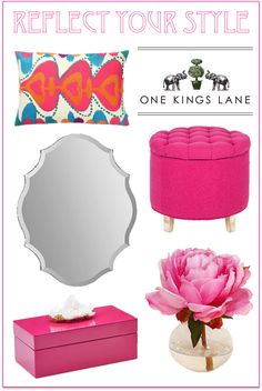 Reflect Your Style With One Kings Lane