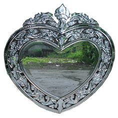 Heart Venetian Mirror Large >> Venetian Mirror Manufacture Wholesale Venetian mirror for long time has proven for its romantic and classic style for mirror decorative. For your home décor, this mirror will be perfect to combine Distressed Mirror, Vertical Or Horizontal, Venetian Mirrors, Beveled Glass, Wall Mirror, Minimalist Design, Classic Style, Stained Glass, Carving