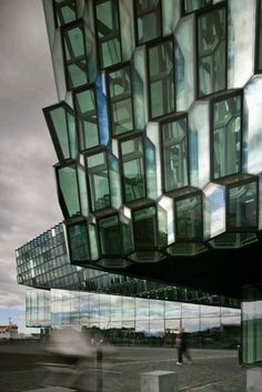 The Concert Hall - Harpa - Iceland