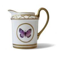 Filet A Papillons Creamer - Alberto Pinto - www.fxdougherty.com