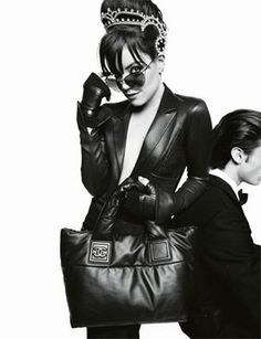 Lily Allen Chanel Campaign.