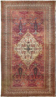 Antique Khorassan Rug - X Boho Decor, Bohemian Rug, Asian Rugs, Iranian Art, Transitional Rugs, Modern Rugs, Persian Rug, Hand Knotted Rugs, Rugs On Carpet