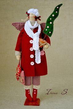 куклы тильда к новому году - Поиск в Google