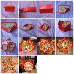 Tutorial: Making Chinese Lantern by fadingflowers, via Flickr