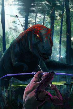 Turok: Dinosaur Hunter - Alejandro Segura