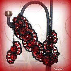 Corner robótkowy: carnival - red