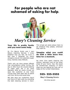 Cleaning Service Flyers Ideas New House Cleaning Flyer Focused On A Homeowners Lack Of Time Cleaning Service Flyer, Cleaning Flyers, House Cleaning Checklist, Cleaning Business Cards, Cleaning Companies, House Cleaning Services, Business Brochure, Business Flyer, Business Planning