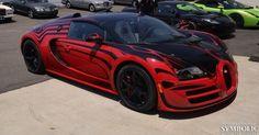 ¿Como se hace la entrega de un Bugatti Veyron Grand Sport Vitesse a su nuevo propietario?