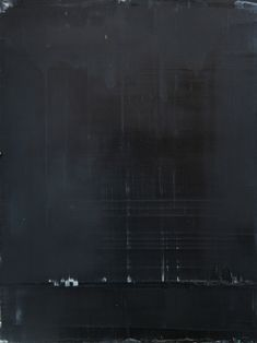 "Koen Lybaert; Oil, 2013, Painting ""abstract N° 648"""