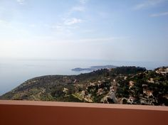 Mediterranean Sea from Nice
