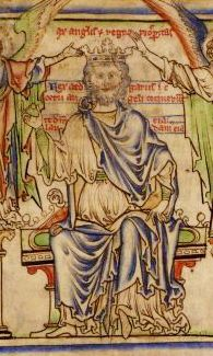 "King Ædgar the Peaceful (c. 943 – 975) was the younger son of Edmund I, and father of Aethelred the Unready. His cognomen ""the Peaceful"" was not necessarily a comment on the deeds of his life, for he was a strong leader ... 31st GG father. Ancestor"