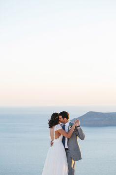 Santorini Wedding,Greece