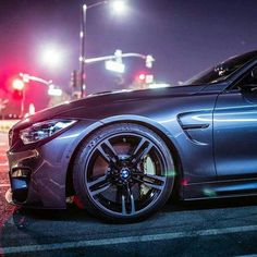 Taking the night by storm in an F80 M3.