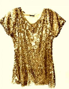 Team Lula    sequin tops paired with spandex