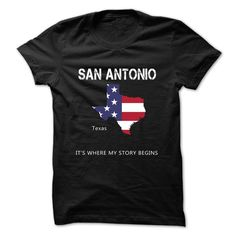 SAN ANTONIO - Its where my story begins