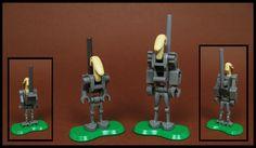 Lego Robot, Lego War, Lego Memes, Lego Star Wars Mini, Best Lego Sets, Lego Clones, Lego Videos, Micro Lego, Lego Pictures