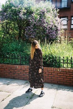 Sunday by Amy Lidgett  #fashion #fashionphotography #photography #photographer #model #shoot #photoshoot #styling #topshop #topshopboutique #floral #newbalance #trainers #flowers #amylidgett