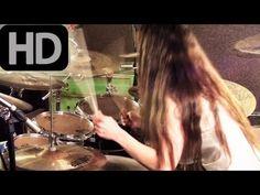Meytal Cohen - Painkiller by Judas Priest - Drum Cover