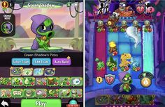 EA Announces Card-Based Strategy Game 'Plants vs. Zombies Heroes'