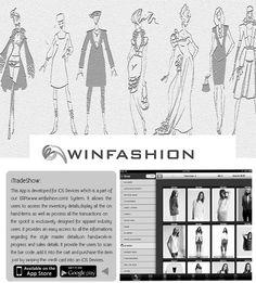 #winfashion Mobile App.