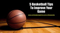 5 Basketball Tips To Improve Your Game   #FLVS #tips & #tricks #basketball