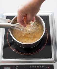 Πώς λιώνουμε τα φύλλα ζελατίνας - Στέλιος Παρλιάρος