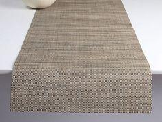 MASINFINITO CASA - Chilewich MiniBasket Table Runner / Color Linen