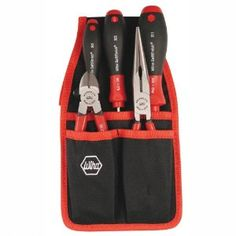 Buy Wiha 32655 Screwdriver and Pliers Belt Pack Kit, 5 Piece Special offers - http://salesoutletstore.com/buy-wiha-32655-screwdriver-and-pliers-belt-pack-kit-5-piece-special-offers