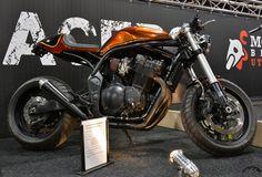 Suzuki Bandit 1200 Cafe Racer | Flickr - Photo Sharing!