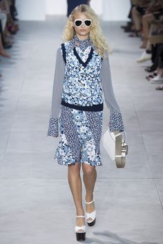 Michael Kors Collection - Spring 2017 Ready-to-Wear