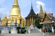 Bangkok is the capital of Thailand and is the most visited city in Asia at 10.2 million tourists per year. #SEO
