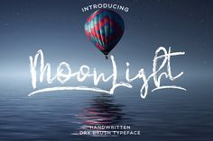Moonlight by Mellow Design Lab on @creativemarket