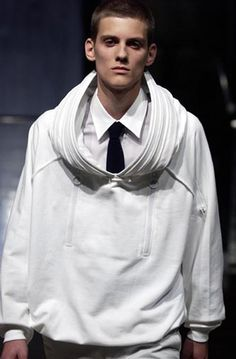 Raf Simons S/S 2005 Menswear